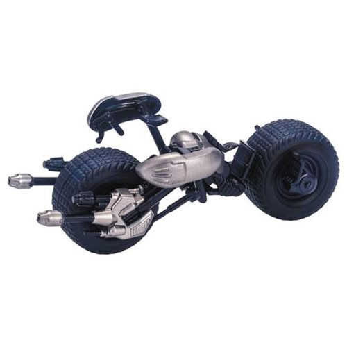 Batman The Dark Knight Rises Batpod Deformed Vehicle, Not Mint