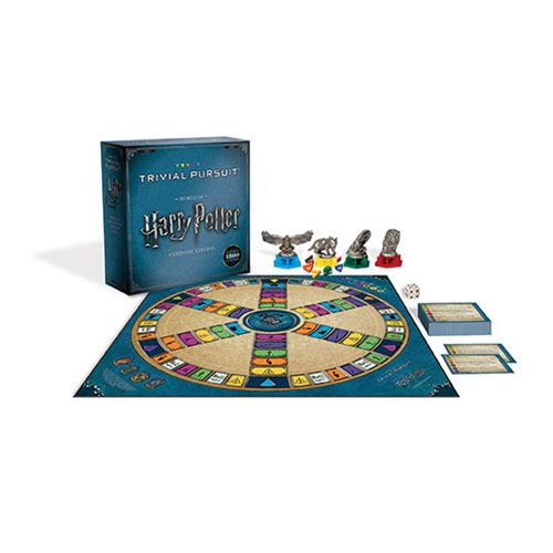 Harry Potter Ultimate Edition Trivial Pursuit