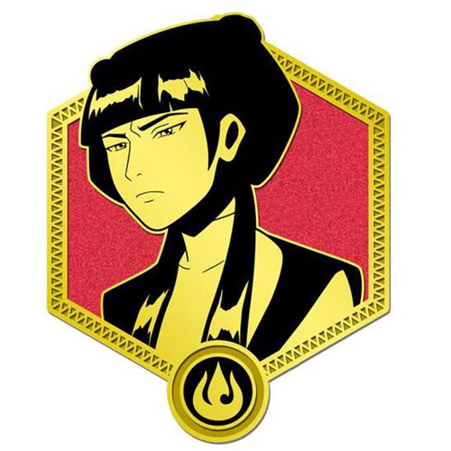 Avatar: The Last Airbender Gold Mai Enamel Pin