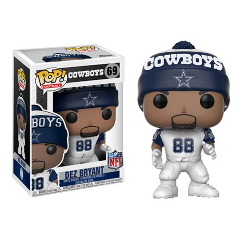 NFL Dez Bryant Cowboys Color Rush Wave 4 Pop! Vinyl Figure #69