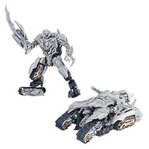 Transformers Studio Series Voyager Class Megatron, Not Mint