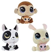 Littlest Pet Shop Plush Pairs Wave 2 Case