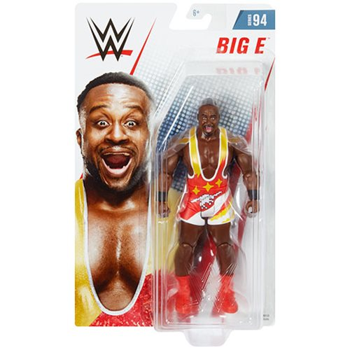 WWE Basic Figure Series 94 Action Figure Case