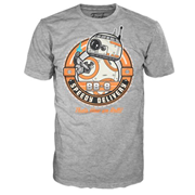 Star Wars BB-8 Speedy Delivery Pop! T-Shirt