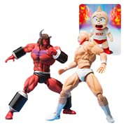 Kinnikuman Buffalo Man SH Figuarts Action Figure, Not Mint