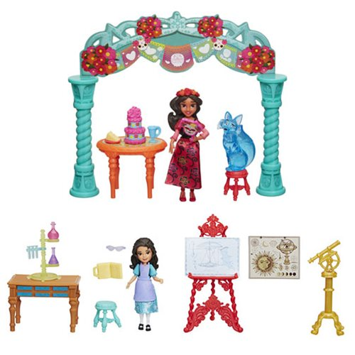 Elena of Avalor Small Doll and Scene Sets Wave 1
