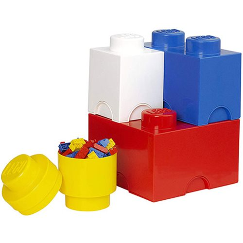 LEGO 4-Piece Storage Multipack
