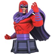 Marvel Animated Magneto Bust