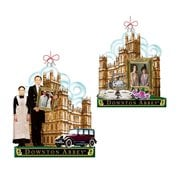 Downton Abbey Castle 5-Inch Glass Ornament