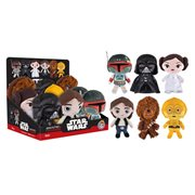 Star Wars Classic 8-Inch Galactic Plushies Wave 1 Case