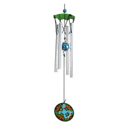 Teenage Mutant Ninja Turtles Group Metal Wind Chime