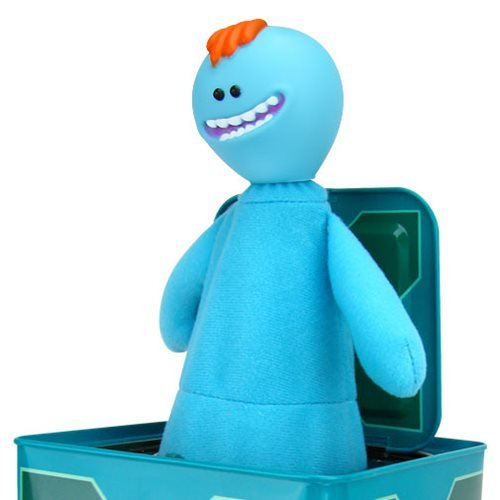 Rick and Morty Mr. Meeseeks Jack-in-the-Box