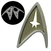 Star Trek Beyond Command Insignia Magnetic Badge Replica