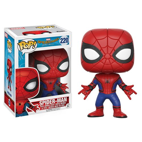 Spider-Man: Homecoming Pop! Vinyl Figure