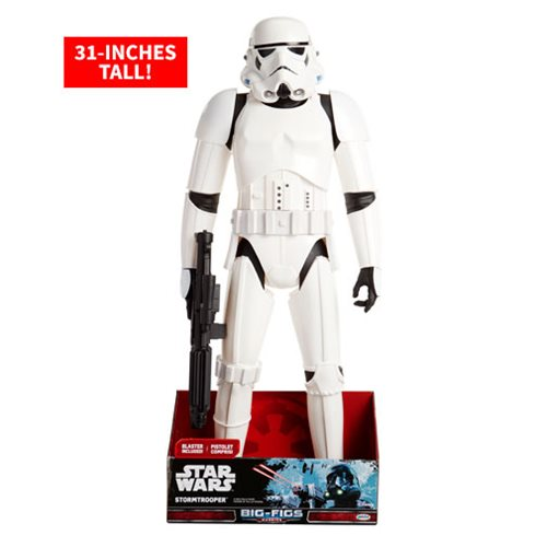 Star Wars Rogue One 31-Inch Stormtrooper Big Figs Action Figure