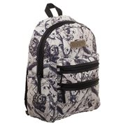 Harry Potter Beast Double Zip Backpack
