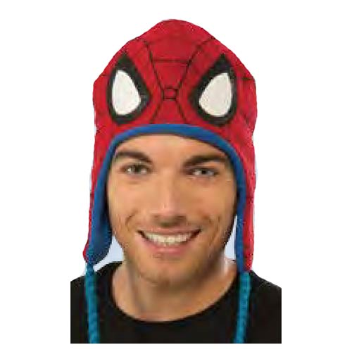 Spider-Man Fleece Laplander Hat