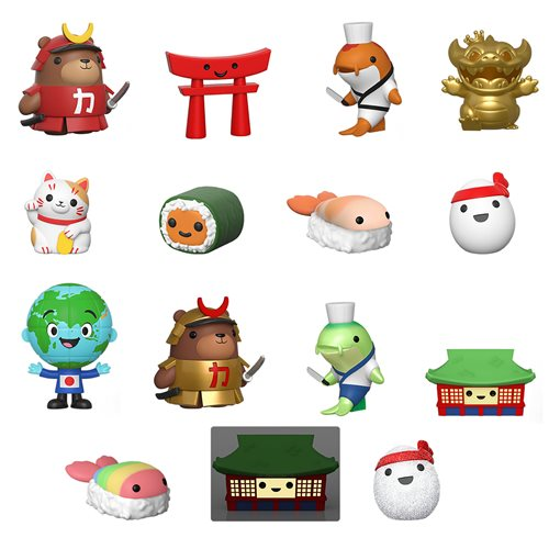 Paka Paka Kawaii Village Random 3-Pack