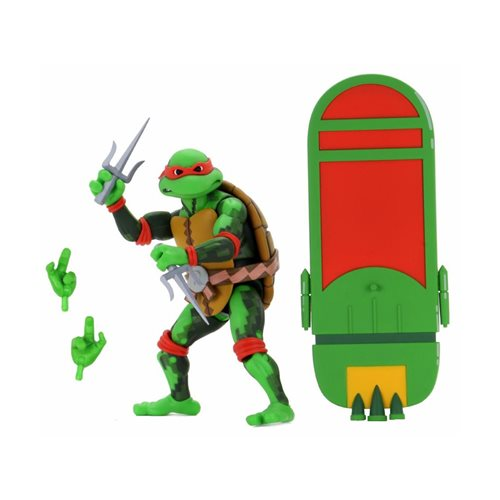 TMNT Turtles in Time Series 2 Raphael 7-Inch Action Figure