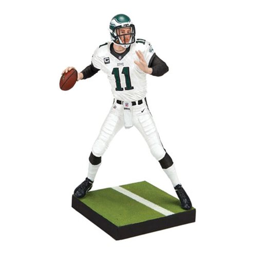 NFL Madden 19 Series 1 Carson Wentz Action Figure