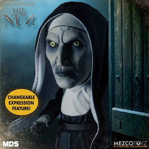 The Nun Deluxe Stylized 6-Inch Action Figure