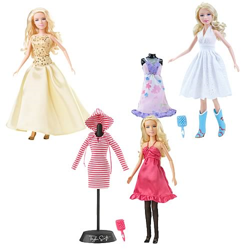 Taylor Swift Fashion Collection Doll Case Entertainment Earth