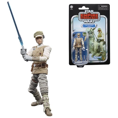 Star Wars The Vintage Collection Luke Skywalker Hoth Figure