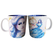 Cinderella Live Action Movie Dreams Do Not End At Midnight 14 oz. Mug
