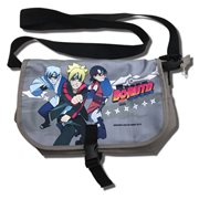 Boruto Group Messenger Bag