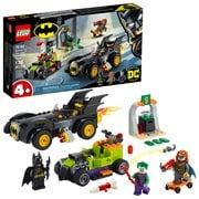 LEGO 76180 DC Comics Super Heroes Batman vs. The Joker: Batmobile Chase