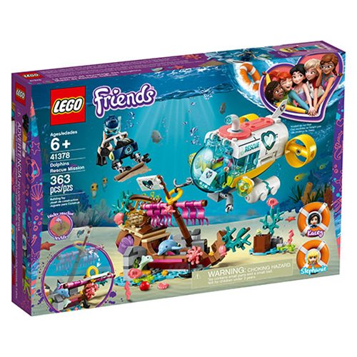 LEGO 41378 Friends Dolphins Rescue Mission