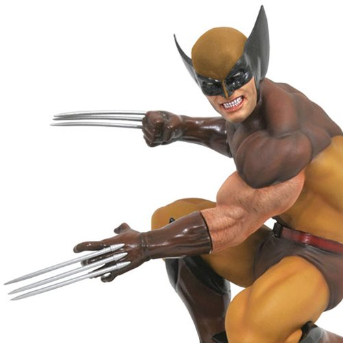 Marvel Gallery Wolverine Comic Statue