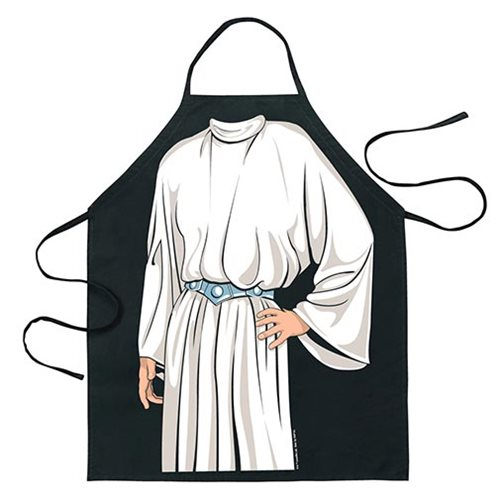 Star Wars Princess Leia Be the Character Apron