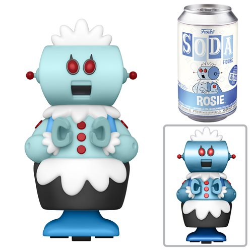 The Jetsons Rosie Vinyl Soda Figure