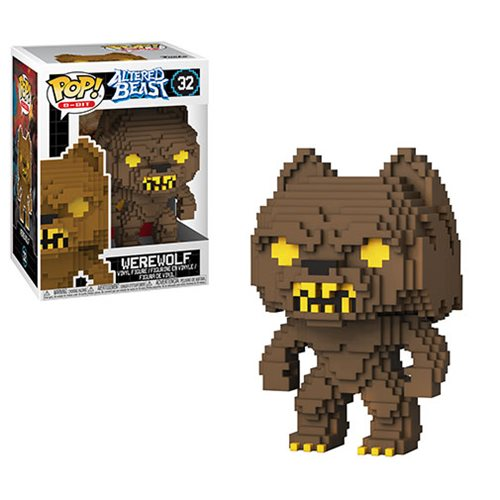 Altered Beast Greek Warrior Werewolf 8-Bit Pop! Vinyl Figure #32