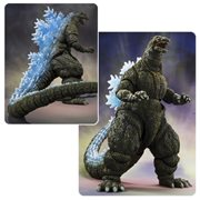 Godzilla Ohrai Noriyoshi Poster Color Ver. SH MonsterArts Action Figure