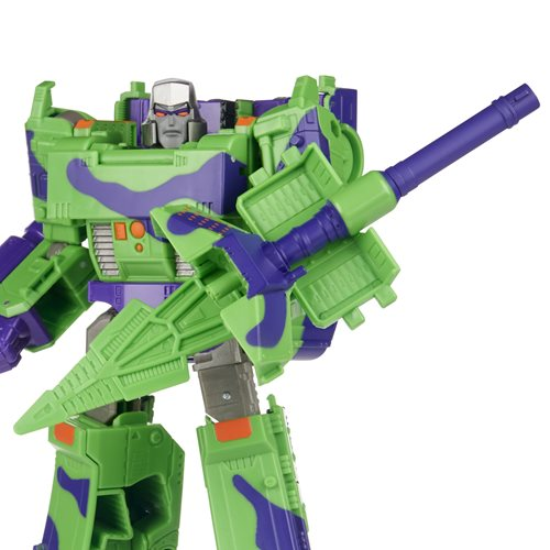 Transformers Generations Selects Voyager G2 Megatron - Exclusive