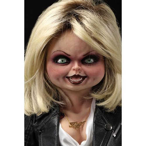 Child's Play Bride of Chucky Tiffany Life-Size 1:1 Scale Replica