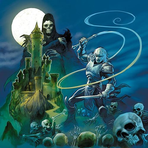 Castlevania II: Simon's Quest Original Video Game Soundtrack 10-Inch LP