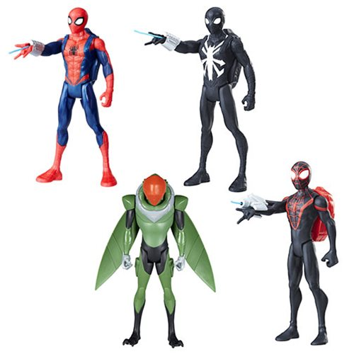Spider-Man  6-inch Action Figures Wave 1 Case
