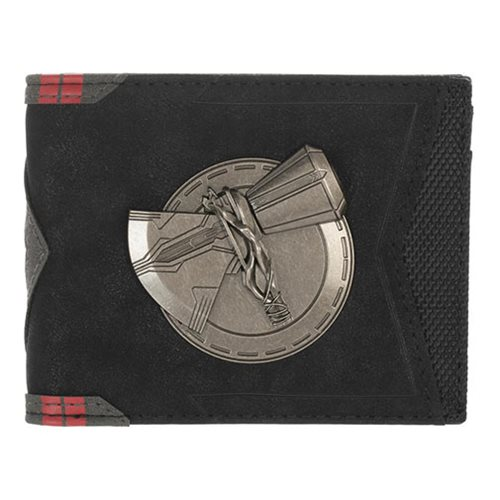Avengers: Endgame Thor Suit Up with Stormbreaker Wallet