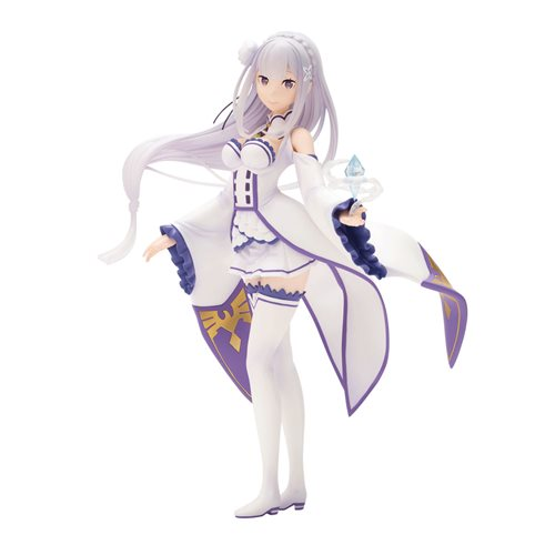 Re:Zero - Starting Life in Another World Emilia Story Is To Be Continued Ichiban Statue