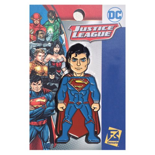 Superman Rebirth Pin