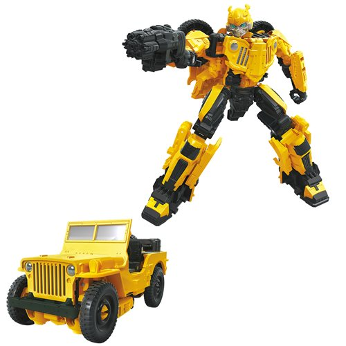 Transformers Studio Series Deluxe Jeep Bumblebee