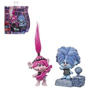 Trolls World Tour Rock City Bobble Small Doll 2-Pack