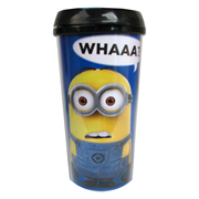 Despicable Me Dave Whaaa 16 oz. Travel Mug