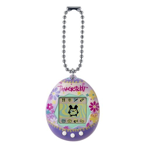 Tamagotchi Classic Digital Pet Wave 5 Case