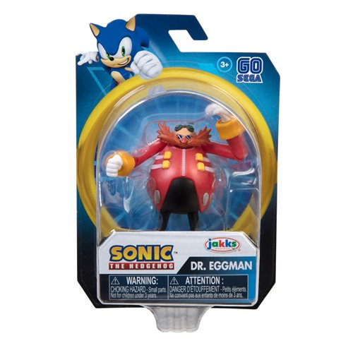 Sonic the Hedgehog 2 1/2-inch Action Figures Wave 2 Case