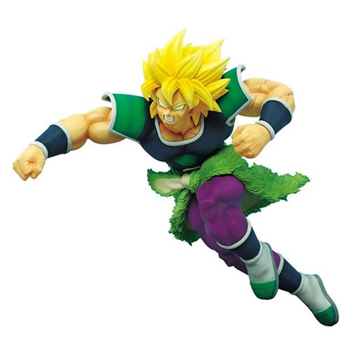 Dragon Ball Super Super Saiyan Broly Z-Battle Statue