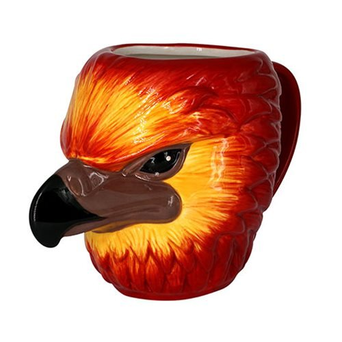 Harry Potter Phoenix Ceramic Mug